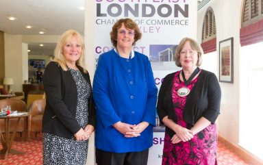 Bexley Networking Lunch & AGM with Cllr Teresa O'Neill – Bexleyheath Marriott   September 2017
