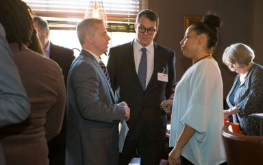 Lewisham Networking Lunch – The Crown   October 2017