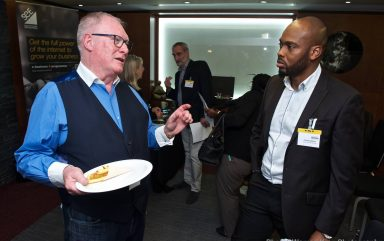 Cyber Security Lunch with South East Enterprise – DoubleTree by Hilton London Greenwich | May 2018