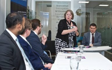 Brexit with RationalFX – One Canada Square   January 2019
