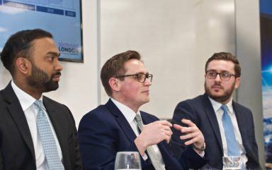 Brexit with RationalFX – One Canada Square | January 2019