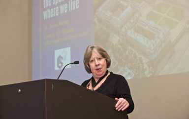 Supper & Lecture: Understanding the Places Where We Live with Dr. Zena Wood – University of Greenwich | February 2019