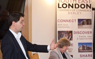 Bexley Breakfast Meeting with Rt Hon James Brokenshire MP – Bexleyheath Marriott | March 2019