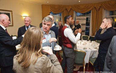 Bromley Breakfast Meeting with Leader Cllr Colin Smith & Cllr Peter Morgan | January 2020 at Bromley Court Hotel