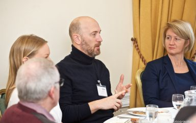 Bromley Breakfast Meeting with Leader Cllr Colin Smith & Cllr Peter Morgan   January 2020 at Bromley Court Hotel
