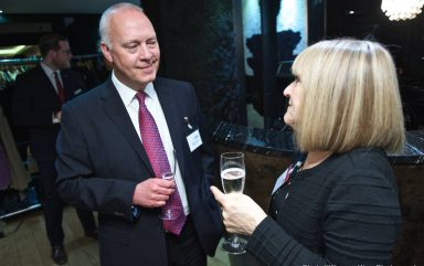 Executive Lunch with Deputy Mayor James Murray, sponsored by BPTW – DoubleTree by Hilton London Greenwich | March 2019