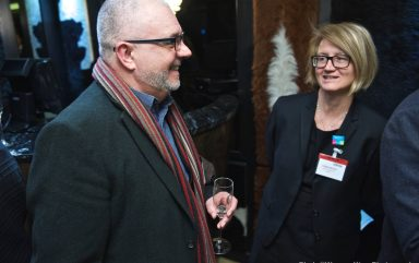 Executive Lunch with Deputy Mayor James Murray, sponsored by BPTW – DoubleTree by Hilton London Greenwich   March 2019