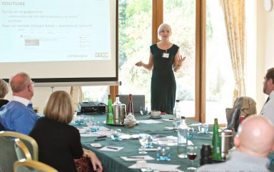 Lunch 'n Learn with GetSet for Growth – The Bromley Court Hotel | October 2018