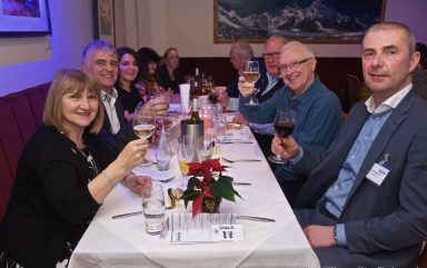 Christmas On Top of the World – Everest Inn | December 2017