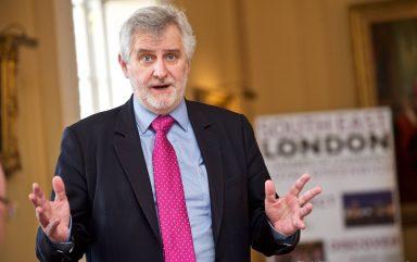 Greenwich Breakfast Meeting with Clive Efford MP – Royal Blackheath Golf Club   January 2018