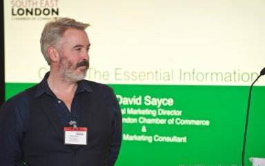 GDPR: The Essential Information with David Sayce – University of Greenwich | February 2018