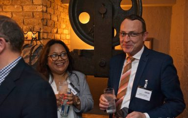 Executive Lunch with The Bank of England | July 2019