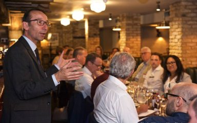 Executive Lunch with The Bank of England   July 2019