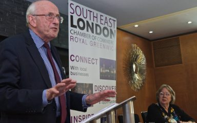 The Raynsford Review with Rt Hon Nick Raynsford – DoubleTree by Hilton London Greenwich | December 2018