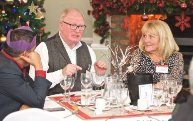 Chamber Christmas Lunch – The Clarendon Hotel | December 2018