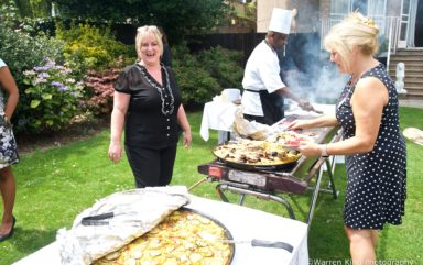 Chamber Summer BBQ at the Clarendon Hotel | July 2019