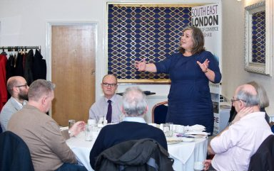 Lewisham Breakfast Meeting with Heidi Alexander – The Clarendon Hotel | March 2018