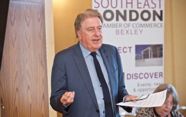 Bexley Breakfast Meeting with Rt Hon Sir David Evenett MP – Bexleyheath Marriott | April 2018