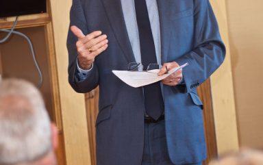Bexley Breakfast Meeting with Rt Hon Sir David Evenett MP – Bexleyheath Marriott | April 2018