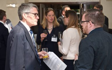 Executive Lunch with speaker Jack Garrett-Jones – The Bromley Court Hotel | April 2018