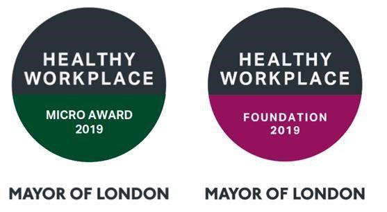 London Healthy Workplace Award